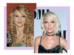 Taylor Swift: a evolução de beleza de ídolo country a diva pop em 15 imagens