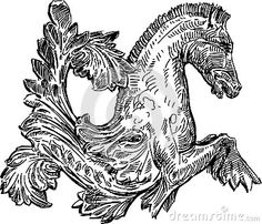 Illustration about Vector drawing of a fragment of the lattice bridge across the Neva River in St. Illustration of europe, fantastic, horse - 29969728 Horse Outline, St Petersburg Russia, Illustrations, Architecture Details, Royalty Free Stock Photos, Lion Sculpture, Horses, Statue, Drawings