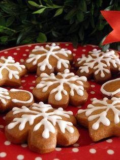 Kouzlo mého domova: Vánoční perníčky Gingerbread Cookies, Menu, Advent, Cooking, Christmas, Food, Bakken, Gingerbread Cupcakes, Menu Board Design