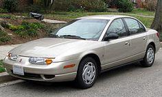 Saturn SL model – 2000