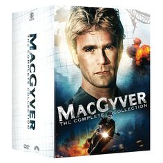 Using his brain in place of a gun, secret agent Angus MacGyver (Richard Dean Anderson) relies on his knowledge of science to save himself and others from jeopardy. Deploring the promotion of everyday