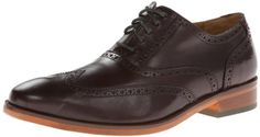 Cole Haan Men's Colton Wing Welt Oxford - Listing price: $198.00 Now: $184.00  #ColeHaan