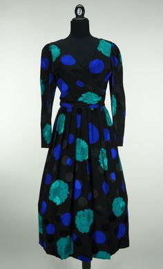 Vintage 1980s does 1950s Morton Myles for The by CeeLostInTime