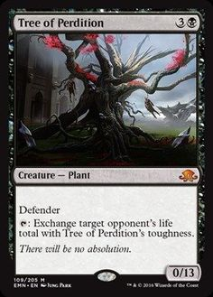 Magic: the Gathering Tree of Perdition (109/205) Eldritch Moon http://ift.tt/2kHdkbu