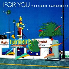 FOR YOU Tatsuro Yamashita Music CD #FarEastAsia