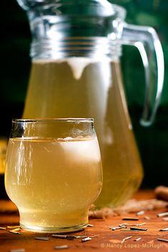 Lemongrass Pandan Lemonade (limonade à la citronnelle)