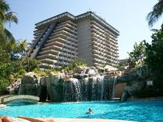 Fairmont Princess Acapulco. A wonderful place to stay...