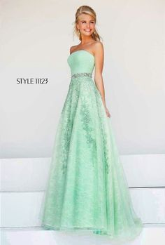 Vintage A-Line Strapless Beaded Rhinestone Lace Floor length Long Vestido de Festa Prom Dresses/Evening Dresses Grad Dresses, Dance Dresses, Ball Dresses, Homecoming Dresses, Ball Gowns, Bridesmaid Dresses, Dresses 2014, Prom Gowns, Bridesmaids