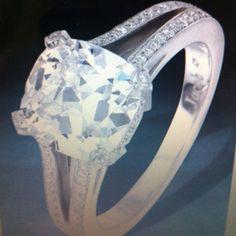 Jacob&Co dream ring!!