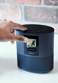 Fill any room with impressive wall to wall stereo sound from a single speaker. With Wi Fi, Bluetooth, and Apple airplay 2 compatibility, you can wirelessly stream whatever you want, however you want. Home Speakers, Audio Music, Alexa Voice, Wi Fi, Fill, Bluetooth, Gadgets, Tech, Apple