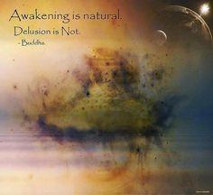 Light at the end of the tunnel - Awakening is Natural (Buddha). Spiritual Wisdom, Spiritual Awakening, The Mind's Eye, Buddha Buddhism, Buddha Wisdom, Paz Interior, Good Advice For Life, Inner Peace, Yoga Meditation