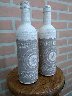 Αποτέλεσμα εικόνας για garrafas decorativas