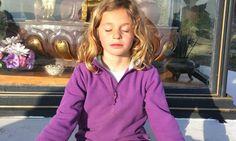 Meditación creativa a través del yoga en el aula