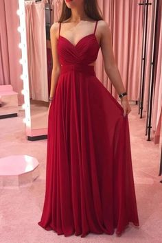 Simple chiffon long prom dress evening dress Related posts:Lace and Tulle Formal Dresses Prom Dresses Wedding Party Dresses Abendkleid Simple Prom Dress, Prom Outfits, A Line Prom Dresses, Formal Evening Dresses, Simple Dresses, Pretty Dresses, Chiffon Dresses, Graduation Dresses Long, Long Red Dresses
