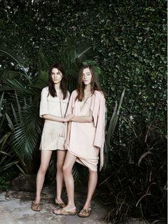 Zara Spring Summer 2014 Lookbook