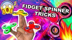 BEST Fidget Spinner TRICKS Compilation I Fidget Spinner Hacks Trick Shot...