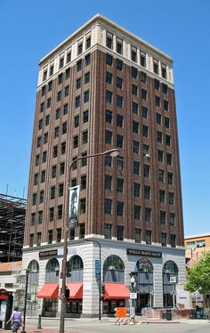Chamber of Commerce Building in Alameda County, California