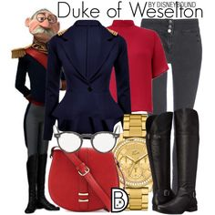 Disney Bound - Duke of Weselton