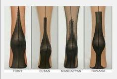 Vintage heel styles...