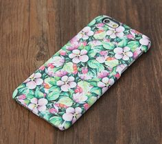 Vivid Flowers Pattern iPhone 6 Case/Plus/5S/5C/5/4S Protective Case – Acyc