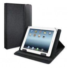 Funda Universal Tablet 10 Muvit - Negra con Soporte  $ 407,32
