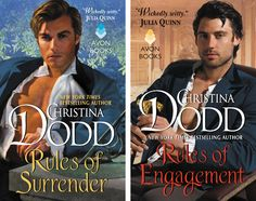 Cover Reveal: Christina Dodd's Governess Brides Series