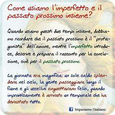 """Un'ottima spiegazione!! Grz mille x """"impariamo l'italiano"""":)"""