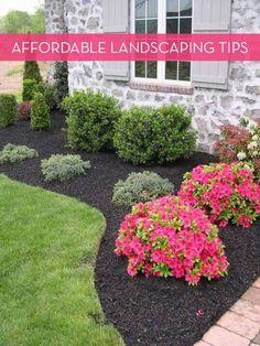 Ideas para decorar jardines del frente (15) | Curso de organizacion de hogar aprenda a ser organizado en poco tiempo