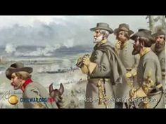 A quick video overview of the character & composition of both the Union & Confederate Armies of the Civil War.