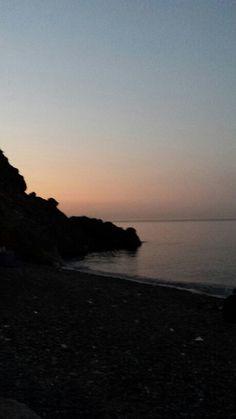 Italy - Liguria - Crevari 5.00 AM  Good Morning World