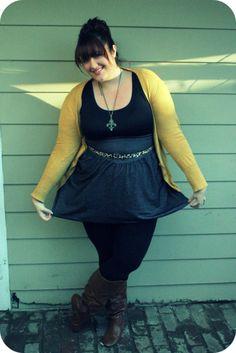 Final, Fat hipster girl