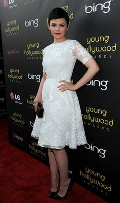 Ginnifer Goodwin - Young Hollywood Awards - Arrivals