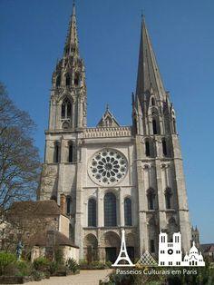 Passeios Culturais em Paris: A Catedral de Chartres