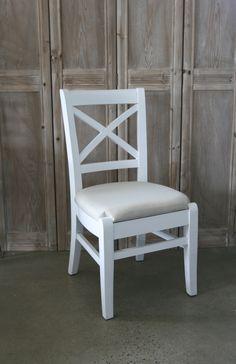 The Hamptons Cross Back Dining Chair