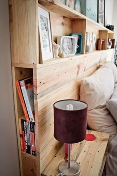 DIY headboard with shelves headboard storage unit best headboards with storage in .DIY headboard with shelves headboard storage unit best headboards with storage in DIY headboard storage collections for your perfect bedroomPhenomenal DIY Natural Home Decor, Diy Home Decor, Headboard With Shelves, Bed Headboard Storage, Bed Shelves, Pallet Storage, Headboards With Storage, Storage Shelves, Bedroom Storage Ideas Diy
