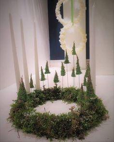 Vianoce, vianočná výzdoba, vianočné dekorácie, advent / Christmas, christmas home decoration - Inšpirácie Woodland Christmas, 1st Christmas, Christmas Holidays, Christmas Crafts, Christmas Ideas, Rustic Candles, Xmas Wreaths, Halloween Wreaths, Diy Weihnachten