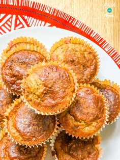Low Syn Banana and Peanut Muffins | Slimming World-feat-7