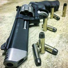 S&W V-Comp 8 Shot .357