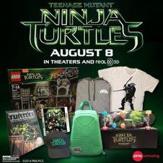 Win a Teenage Mutant Ninja Turtles Prize Pack - Coupon Clipinista