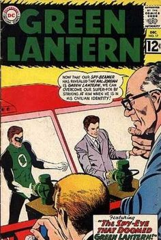 Green Lantern Vol 2 17 Silver Age Comic Book. by RubbersuitStudios Dc Comic Books, Vintage Comic Books, Vintage Comics, Comic Book Covers, Green Lantern Green Arrow, Green Lantern Comics, Green Lantern Hal Jordan, Dc Comics, Pulp Fiction Comics