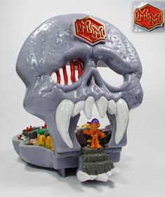 Mighty Max Escapes from Skull Dungeon Variant - Doom Zones (Toys) (6)