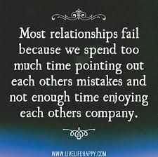 Most relationships fail because... #Daily #Inspirational #Quotes