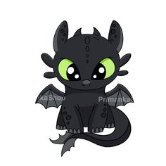 PNG Toothless & Light fury, How to train your dragon characters, + Coloring dragons(line art). Toothless Drawing, Baby Toothless, Dragon Line, Dragon Art, Baby Cartoon, Cute Cartoon, Disney Drawings, Cute Drawings, Chibi