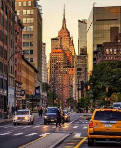 Empire State Building, New York City, Central Park, Nyc Life, City Life, New York Photography, City Aesthetic, New York Photos, Dream City
