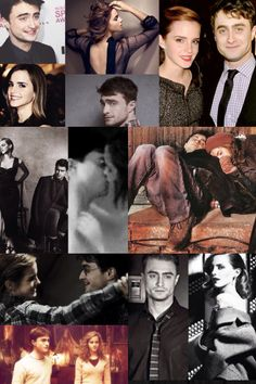 Daniel Radcliffe and Emma Watson ❤️ & Harry Potter and Hermione Granger ❤️ Harry Potter Artwork, Harry Potter Puns, Harry Potter Pictures, Harry Potter Hermione, Harry Potter Wallpaper, Harry Potter Love, Harry Potter Universal, Harry Potter World, Harmony Harry Potter