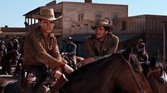 Rio Bravo - Critics Round Up Howard Hawks, John Wayne, Critic, Cowboy Hats, Westerns, Rio, Movies, Films, Western Hats