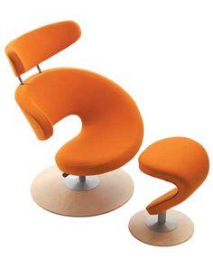 De bekende Stokke-stoel 'Peel' is sinds kort leverbaar in een bijzondere uitvoering
