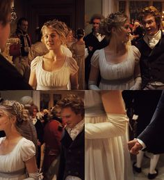 Awww. I want a guy that loves me as much and looks at me like Mr. Bingley does Jane.(or Mr. Darcy to Elizabeth).