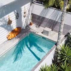 The Atlantic Byron Bay is the perfect Luxury Hotel Accommodation which is casual and relaxed, whilst remaining luxurious and sophisticated. Backyard Pool Designs, Swimming Pool Designs, Pool Landscaping, Swimming Pools, Lap Pools, Backyard Pools, Landscaping Software, The Atlantic Byron Bay, Outdoor Spaces