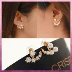 Anchor Earrings, Bow Earrings, Pearl Stud Earrings, Sterling Silver Earrings Studs, Crystal Earrings, Fashion Earrings, Diamond Earrings, Butterfly Earrings, Crystal Rhinestone